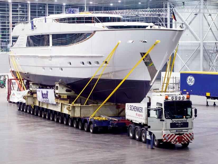 Перевозка крупногабаритных и негабаритных грузов: в чём отличия их перевозки, изображение 1
