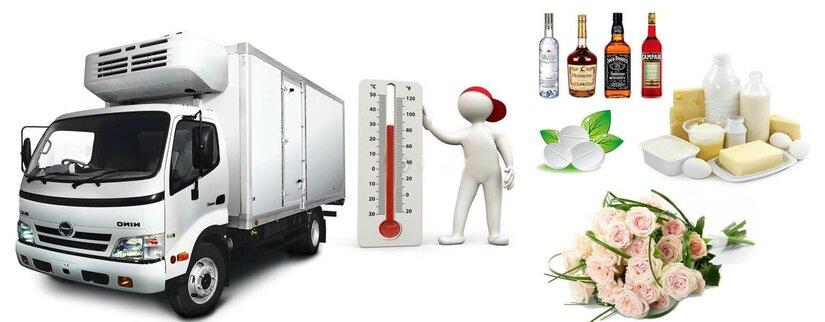 Грузоперевозки медикаментов с соблюдением температурного режима